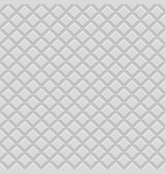 Seamless pattern gray tiles vector