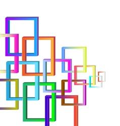 squar background11 vector image
