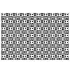 Circle pattern wallpaper vector image vector image