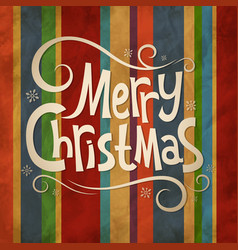 Christmas old background vector