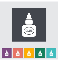 Glue vector