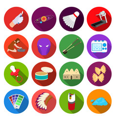 Traveling business leisure and other web icon vector
