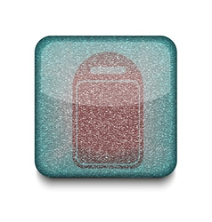 kitchen board icon vector image
