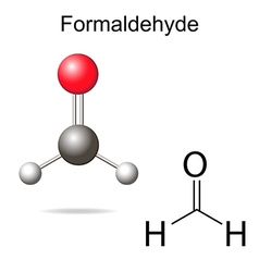 Formaldehyde model vector