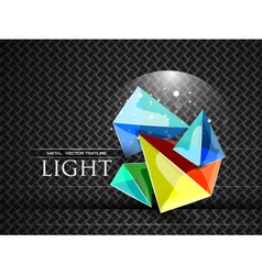 3d object vector image