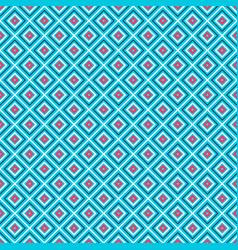 Vivid rhombuses seamless pattern vector