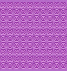 Abstract lilac background circles volume vector