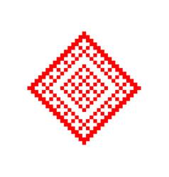 Symbol of bread vector