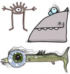 animals cartoons vector image vector image