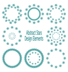 Star design element vector