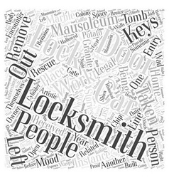 Stories related to locksmiths word cloud concept vector