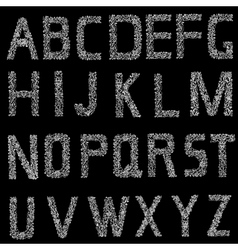font4 vector image