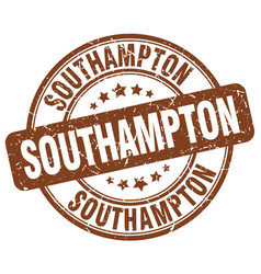 Southampton stamp vector