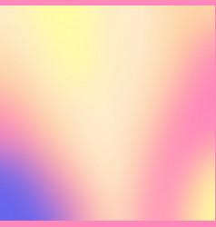 Abstract ui trend blur color gradient background vector