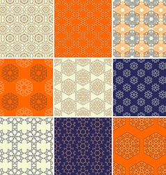 Pattern set vector