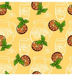 LemonadePattern vector image