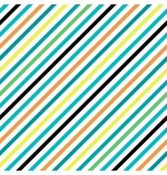 Simple retro geometric striped pattern background vector