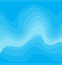 Abstract light blue background vector