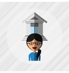 Banking and finance design vector