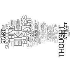 Grow hair text background word cloud concept vector