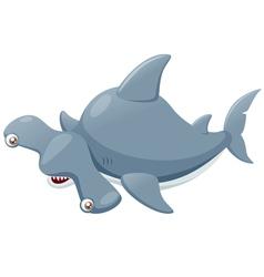 Hammer shark vector image vector image