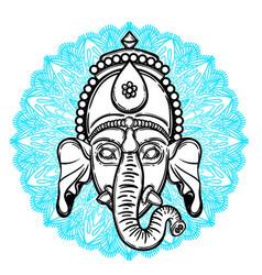 tattoo art design of lord rama ravana and hanuman vector image. Black Bedroom Furniture Sets. Home Design Ideas