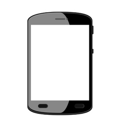 Smartphone phone technology icon vector