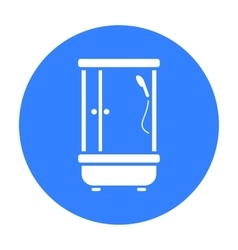 Bath icon of for web and vector