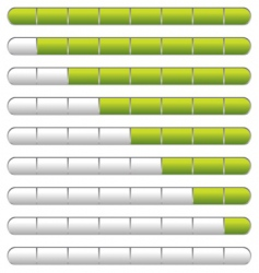 download bars vector image vector image