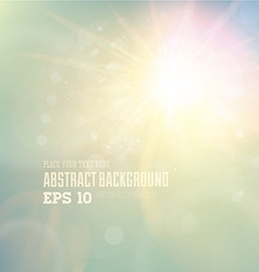 Blurred abstract background vector