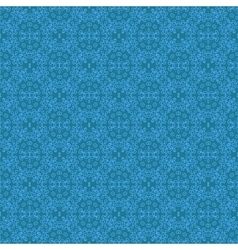 Seamless texture on blue vector