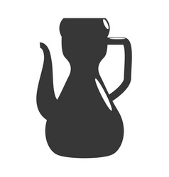 Bottle water pitcher icon vector