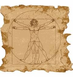 da Vinci vector image