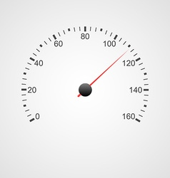 Speedometer design vector