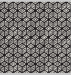 Hand drawn line lattice abstract freehand vector