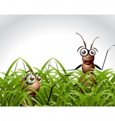 Ant character vector