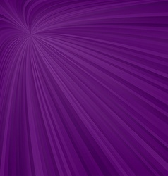 Dark purple abstract ray design background vector