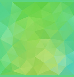 abstract triangular mosaic greed background vector image vector image