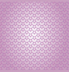 Decorative pink color seamless pattern background vector