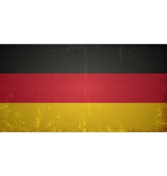 Grunge flags - germany vector