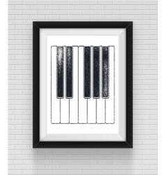 Jazz poster Hand drawn vector image
