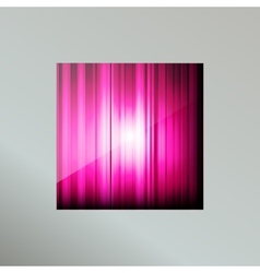 Abstract background with colored lines vector image
