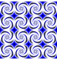 Design seamless colorful helix motion pattern vector