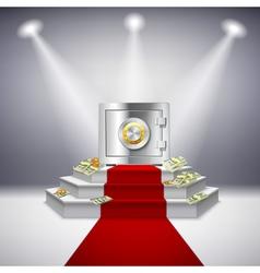Realistic money performance vector