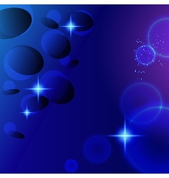 BlueBackground vector image