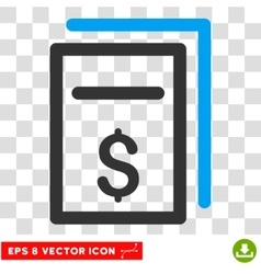 Price copy eps icon vector
