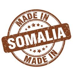 Made in somalia vector
