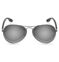 men sunglasses vector image vector image