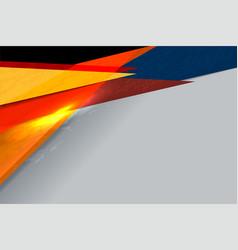shape grunge vector image vector image
