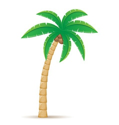 palm 01 vector image